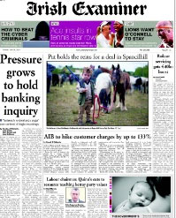 Dr. Jaffry Prostate Cancer in Irish Examiner